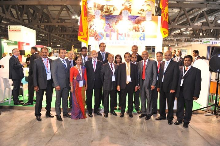 Sri lanka Tourism bureau BIT Team