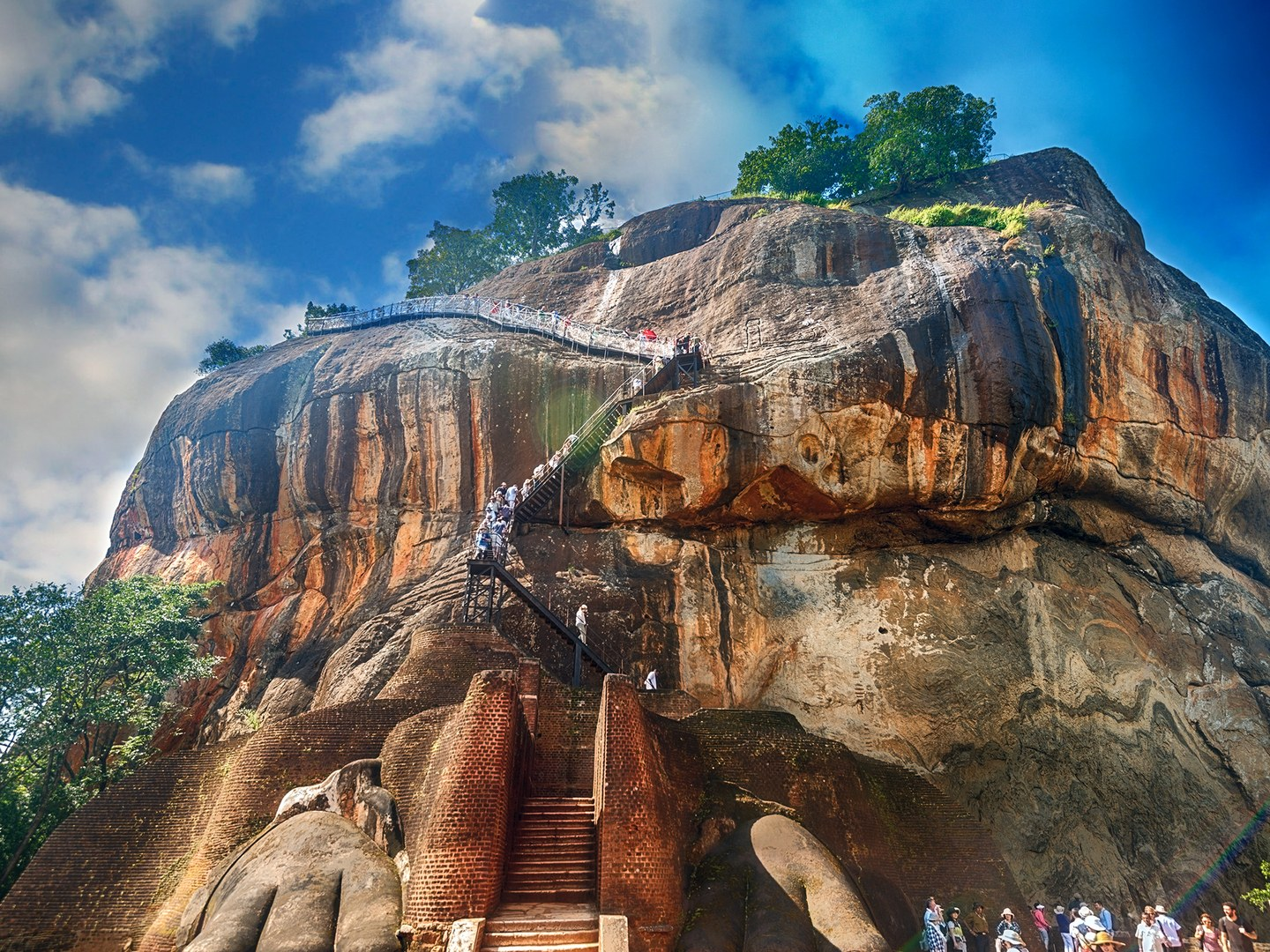 Sigiriya Named In The 50 Most Beautiful Places In Asia By Conde Nast Traveler Sri Lanka